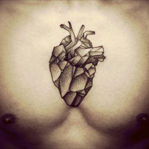 This will be my next tatto... i need a heart!!! A stone heart!!!