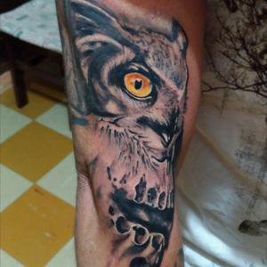 Junior Psaras Tattoo