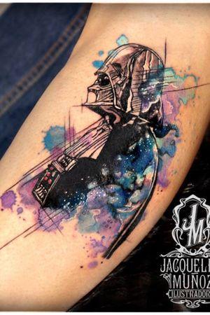 #darthvader #darkside #tattoostarwars
