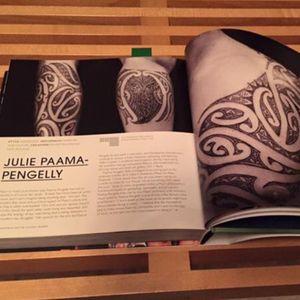 The World Atlas of Tattoo #tamoko #tattoohistory #worldtattoo #worldatlasoftattoo #maori