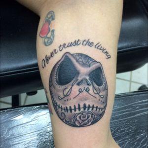 #BlackAndGrayTattoo #TattoosByFabian