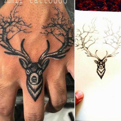 #deer#ring