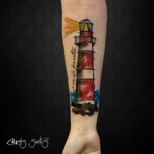 #lighthouse #CalaveraTattoo #chrissantos #tattoo #tattoobrazil