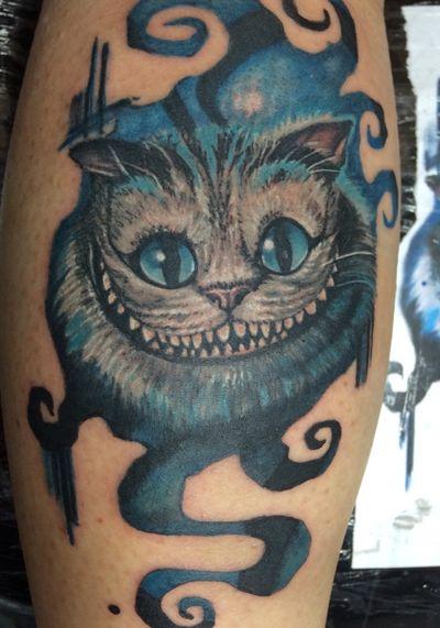 #aliceinwonderland #cheshirecat #realism