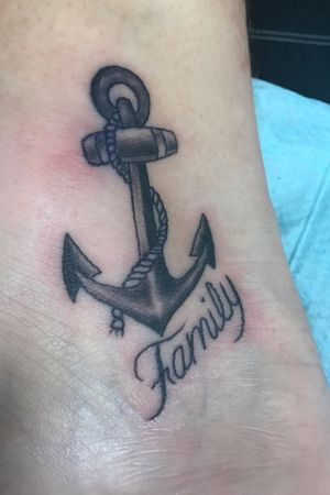 #anchortattoo #family #OceanTattoos