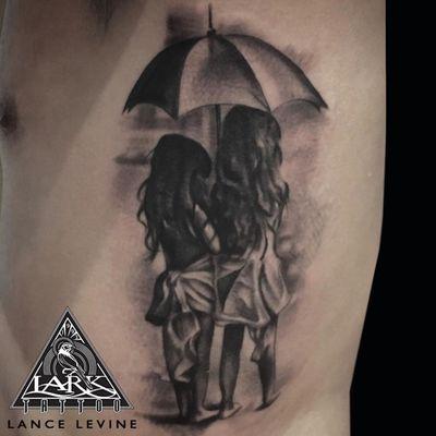 Tattoo by Lark Tattoo artist Lance Levine. See more of Lance's work here: http://www.larktattoo.com/long-island-team-homepage/lance-levine/ #sisterlylove #sister #sisters #sistertattoo #sisterstattoo #sistertattoos #sisterstattoos #beach #beachtattoo #blackandgreytattoo #blackandgraytattoo #bng #bngtattoo #bngtattoos #bngsociety #bnginksociety #umbrella #umbrellatattoo #tattoo #tattoos #tat #tats #tatts #tatted #tattedup #tattoist #tattooed #inked #inkedup #ink #tattoooftheday #amazingink #bodyart #tattooig #tattoosofinstagram #instatats #larktattoo #larktattoos #larktattoowestbury #westbury #longisland #NY #NewYork #usa #art