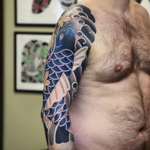 #japanesetattoo #irezumi #horimono #tattoos #tattoouk #tattoolondon #lucaortis