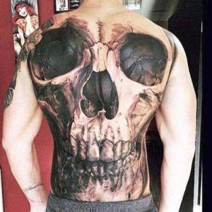 #skull #back #fullback