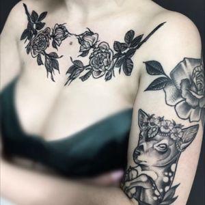 #italiantattooartist #onlyblacktattoos #art #ink #tatuaggi #tatuatoritaliani #blackartsupport