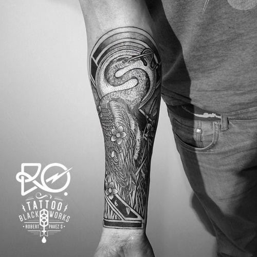 By RO. Robert Pavez • Black Grulla • #engraving #dotwork #etching #dot #linework #geometric #ro #blackwork #blackworktattoo #blackandgrey #black #tattoo #grulla