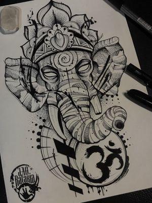 Estudo! #rataria #tattoo #blackworktattoo #flashworkers #flashwork #drawings #drawing #duende_arts_help #blackworknow #art_isnt_a_crime #ttblackink #blackwork #drawing #elephant
