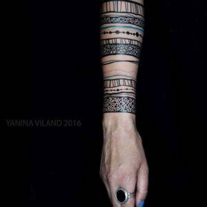 Love! #armbands #symbols #patterns