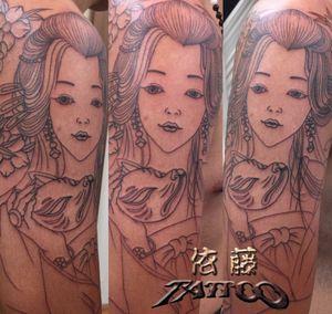 Tattoo by 依藤TATTOO