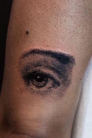 Tattoo from Burak Moreno