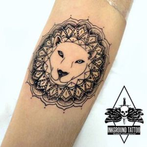 Lion #geometric #geometrictattoo #dotwork #dottattoo #dotworktattoo  #ink #inked #inkart #inkaddict #blacktattoo #blackwork #blackworkers_tattoo #inkgroundtattoo #tattoo #tatuaje #tattoo2me #tattoocute #inspirationtatto #lines #fineline #fineart #ornamentos #usoelectricink #electric #electricink #artfusion #travel #traveltattoo #follow #followtatto #Tattoodo