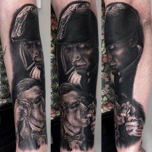 #tattedup #tattoooftheday #inkedup