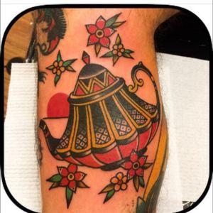 Done by Leonie New. Chapel tattoo. Melbourne, Australia. IG:@leonienewtattoos #LeonieNew