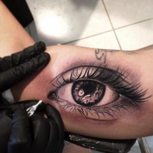 #AlexBruz #eye #eyes #hyperrealism