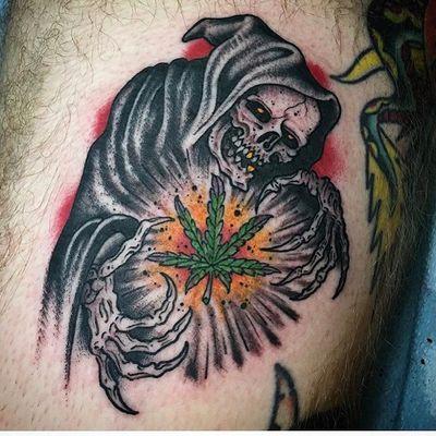 #reaper #grimreaper #weed #grimreefer