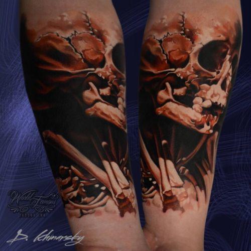 #tattooart #instaartist #tattooist #tattoo #tattoosketch #artist #tattoos #blood #picture #ink #art #toptattooartist #instaart #instaartist #khmarsky