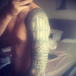 Chainmail Armour Sleeve