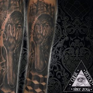 #GudaTattoo #tattoodo #tattoo2me #tattoorealistic #tattoo3D