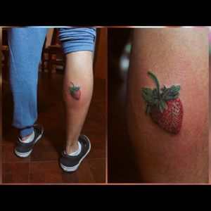 #strawberry #color #detailed