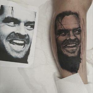 #JackNicholson #tattoo #StephenKing #theshining