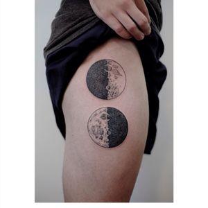 Artist #VictorJWebster#moon #earth #planet #galaxy