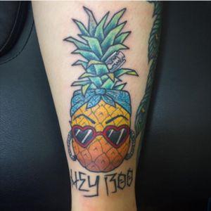 Pineapple chola