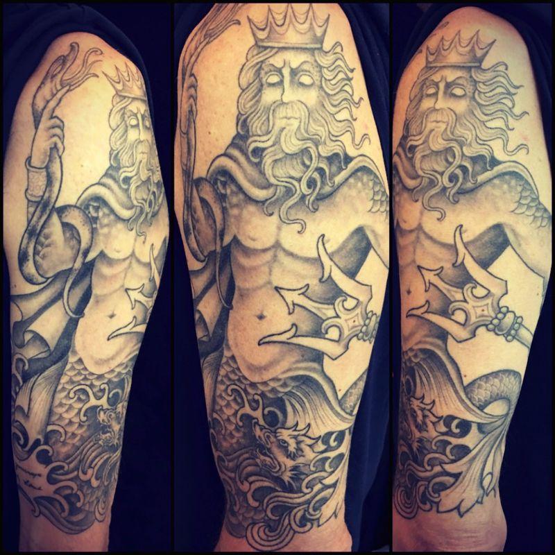 Tattoo from Michelle Myles