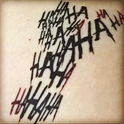 #joker #batman #suicidesquad #hahaha #laughter #crazy