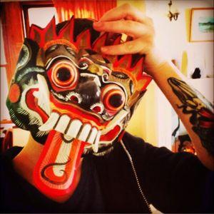 #mask! #tribal #neotribal