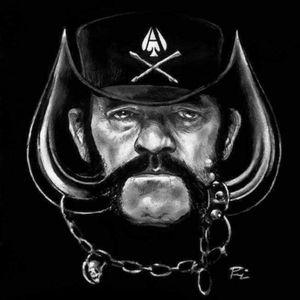 #megandreamtatoo #lemmy #rockandroll