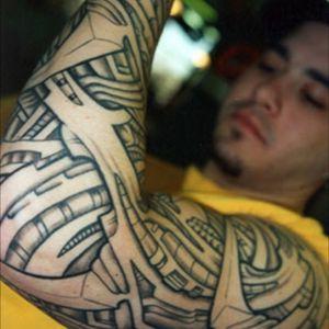 Tattoo by Lark Tattoo artist/owner Bruce Kaplan. #larktattoo #tattoo #sleeve #sleevetattoo #fullsleeve #bng #blackandgrey #biomechanical #biomech #brucekaplan #owner #artist #ownerartist #artistowner #LarkTattoo #LarkTattooWestbury #NY #BestOfLongIsland #VotedBestOfLongIsland #BestOfNYC #VotedBestOfNYC #VotedNumber1 #LongIsland #TattoosEvenMomWouldLove #LongIslandNY #NewYork #NYC #NassaCounty #tattoo #tattoos #tat #tats #tatts #tatted #tattedup #tattoist #tattooed #tattoooftheday #inked #inkedup #ink #tattoooftheday #amazingink #bodyart