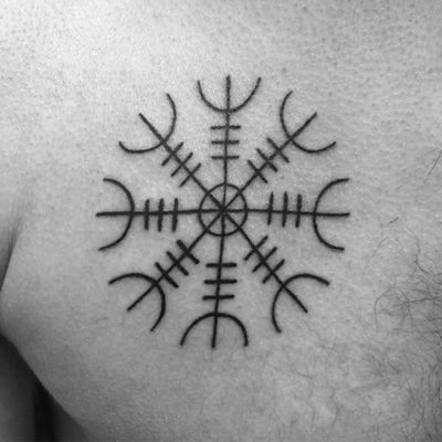#norse #viking #runes #lines #linework