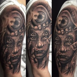 Love it when clients give you free reign on a tattoo 🙌🏼🙌🏼 #Caltattoo #caltattooart #greywash #greyscale #truegrips #greywashtattoo #cheyennetattooequipment #realism #realismtattoo #realismtattoos #blackandgrey #bngsociety #tat #tats #tatter #tattoo #tattoos #tattooist #tattooer #tattooing #tattooart @cheyenne_tattooequipment @truetubes @truegrips @silverbackink #magnumcircus #cheltenham @southeasttattoosupplies1 #southeasttattoosupplies #portrait #portraittattoo #portraittattoos #cheltenham #greywashtattoo #horror #horrortattoo #death #skindeep #skindeepmagazine @skindeep_uk #horror #horrortattoo #death