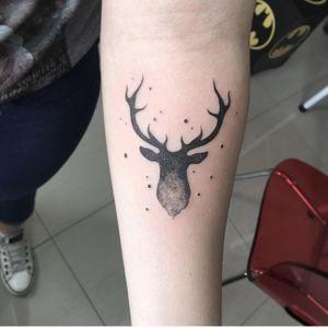 By iaan Beneteli #deer