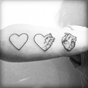 #dreamtattoo #heart