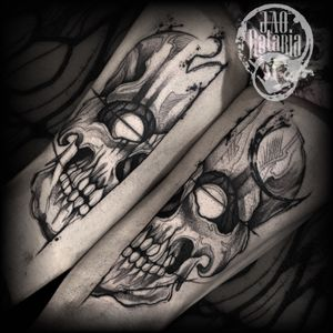 Feito semana passada em Rio Verde-Go! Valeu a confiança de sempre! #rataria #tattoo #blackwork #blackworkers #blackworkerssubmission #ttblackink #onlyblackart #theblackmasters #tattooartwork #inkstinct #inkstinctsubmission #superbtattoos #wiilsubmission #stabmegod #tattoos_artwork #skull #skulltattoos