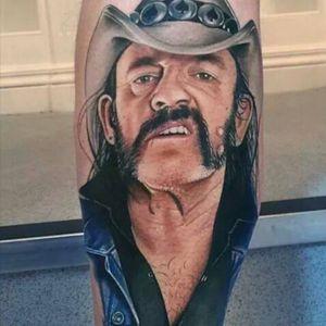 #Lemmy #Lemmytattoo #motorhead