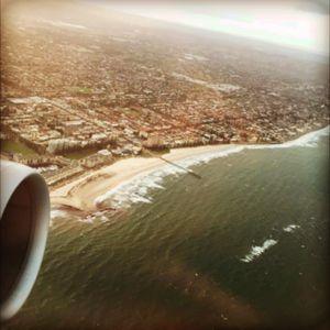 I love my job! #travel #plane #Adelaide #SouthAustralia #Australia #FIFO #constructionworkers #travelAustralia #andgetpaid!