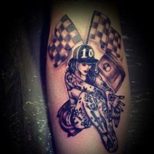 Little custom tattoo i put together #cricktattoos #workhorseironswest #dringenbergmachines