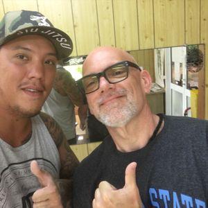 Warren Teng of Marama Tattoo Pora Pora, Freehand artist with Mad Skills!!!