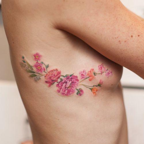 meaningful flowers :) #flower #flowers #watercolor