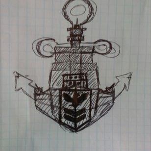 Really rough sketch