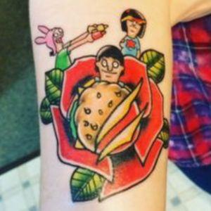 Bobs burger #BobsBurgers #GeneTinaLouis