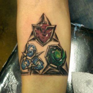 #MyBoyfriend #Zelda #Triforce #Beautiful #Tattoos #Utah #JentreyMcCausland #KingmanArizona
