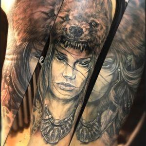 #tattoo #tattoowolf
