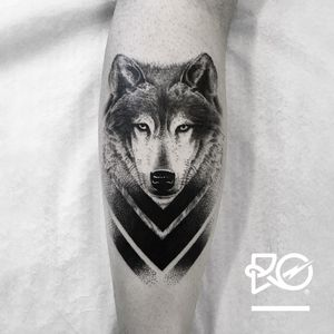 By RO. Robert Pavez • Winsth Wolf • Studio Nice Tattoo • Stockholm - Sweden 2017 • Please! Don't copy® • #engraving #dotwork #etching #dot #linework #geometric #ro #blackwork #blackworktattoo #blackandgrey #black #tattoo